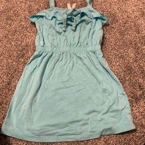 15/$20 Baby Blue Tank dress 👗